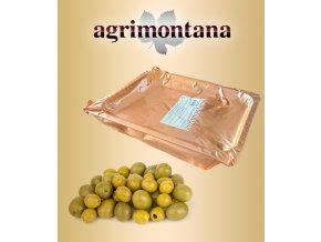 2081 olivy kandovane agrimontana zelene 2 kg vanicka vakuum