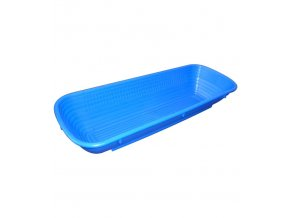 8201 osatka na chleb 1500 g obdelnikova modra 40x14cm polypropylen