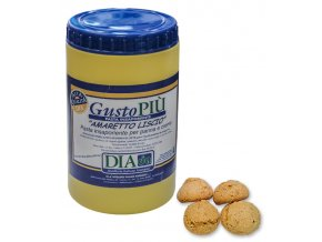 905 pasta ochucovaci gustopiu amaretto 1 3 kg doza