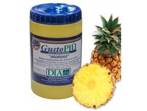 908 pasta ochucovaci gustopiu ananas 1 4 kg doza
