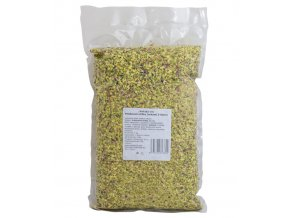 1871 pistaciove orisky sekane 2 4mm 1 kg sacek vakuovany
