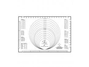 12650 podlozka rozmerovy terc od 12 34cm na rozvalovani 60x40cm