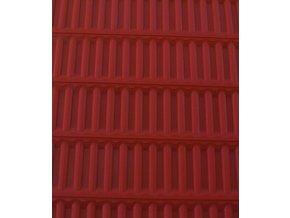 11198 podlozka silikonova s reliefem carka 60x40cm