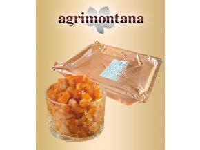 2186 pomerancova kura agrimontana kostky 6x6mm 3 kg vanicka vakuum