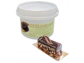 1394 potahovaci leskly gel cover glass horka cokolada 3 kg kbelik