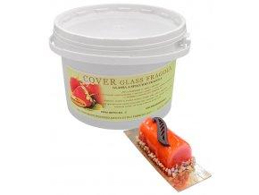 1400 potahovaci leskly gel cover glass jahodovy 3 kg kbelik