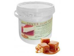 1415 potahovaci leskly gel cover glass toffe karamel 3 kg kbelik