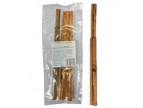 1136 skorice cela prava ceylon d 25cm 40g cca 3 ks sacek