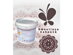 1334 sladka krajka sweet lace af kakaova 200 g sada
