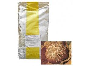 545 smes tmavy chleb pane scuro 7mizrnny 25 kg pytel