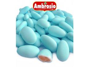 3527 svatebni mandle modre 1 kg krabicka