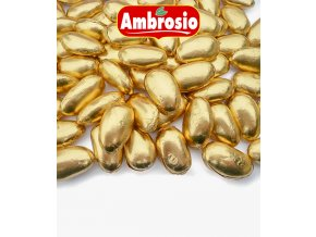 3539 svatebni mandle zlate 1 kg krabicka