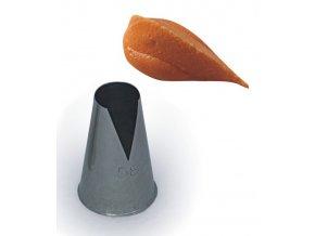 13826 spicka zdobici nerez special prum 3 v 4 5cm