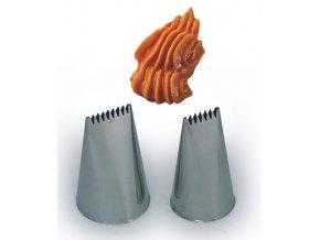 13817 spicka zdobici nerez special prum 3 v 4 5cm