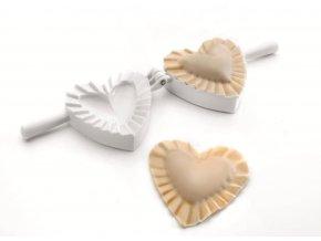 Forma na ravioli ve tvaru srdce 10cm