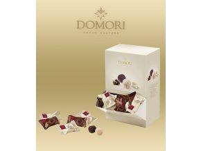 2735 tartufo domori cokoladove lanyze bile a cerne 2 5 kg box