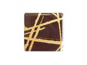16679 transfer forma ctverec dekor zlaty 1 folie 80 tvaru