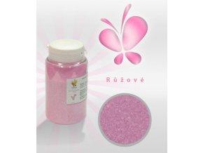 3575 trpytivy cukrovy pisek af ruzova perlet 130 g doza