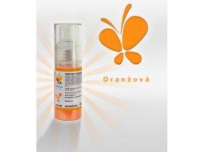 4319 trpytky v rozprasovaci s pumpickou oranzova 6 g rozprasovac