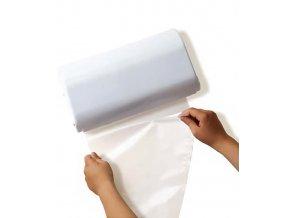 14207 zasobnik na trezirovaci sacky plast nastenny 36x21 v 15cm