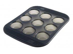 Silikonová forma na mini muffiny Mastrad 9ks - Mastrad