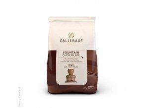 Mléčná čokoláda do fontány 37,8%  2,5Kg - Callebaut
