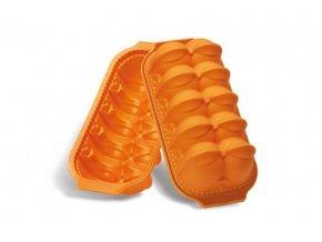 Silikonová forma na chleba – květiny - Silikomart