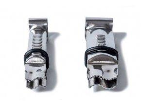 Krimpovací (zdobící) kleště nerezové 12-17mm vlnka - Silikomart