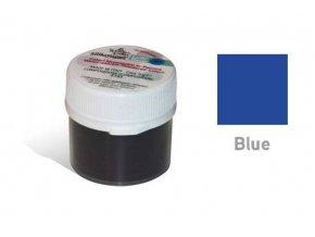 Prachová barva vodou rozpustná 5g - modrá - Silikomart