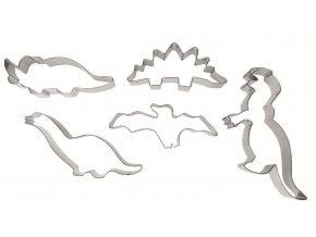 Vykrajovátka dinosauři set – 5ks