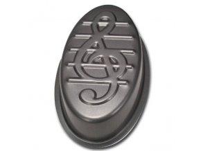 Pečící forma houslový klíč - Stadter