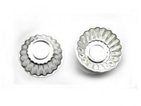 Formičky mini čoko 30 ks 40 mm - Kovovýroba Bystřice