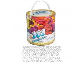 101 ks vykrajovátek na sušenky - Wilton