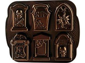 NW Forma na mini bábovky náhrobky 6ks 91848 Nordic Ware