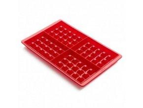Forma na wafle 2ks červená - Lékué