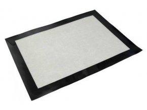 Silikonová kuchyňská podložka na pečení 40x30cm černá - Lékué