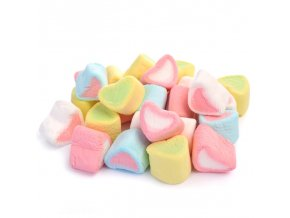 mix marshmallow coeur 500gr modecor