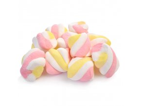 mix marshmallow enroules 500gr modecor