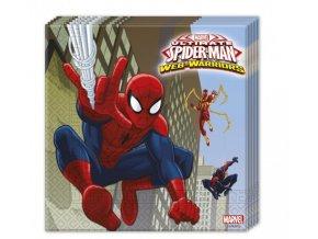 Papírové ubrousky: SPIDERMAN