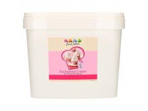 FunCakes Enchanted Cream - bílkový krém - 4,5kg