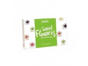 Decora - Sweet Flowers - dárkové balení