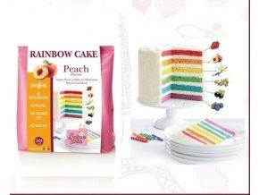 Madame Loulou - Rainbow Cake - Broskev- 100g