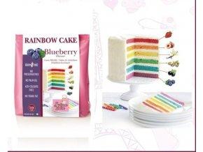 Madame Loulou - Rainbow Cake - Borůvka - 100g