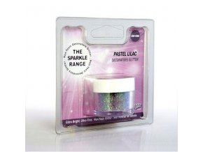 Dekorativní třpyty Rainbow Sparkles Pastel - Lilac