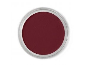 Jedlá prachová barva Fractal - Deep Claret (1,5 g)