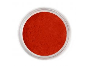 Jedlá prachová barva Fractal - Bloody Mary, Vérnaarancs (1,5 g)