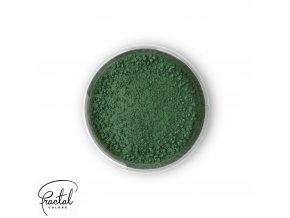 Jedlá prachová barva Fractal - Grass Green, Füzöld (1,5 g)