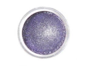 Jedlá prachová perleťová barva Fractal - Sparkling Violet, Szikrázó lila (2,5 g)