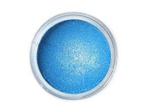 Jedlá prachová perleťová barva Fractal - Blue Sapphire, Csillagkék (1,5 g)