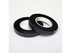 Aranžovací ovinovací páska - černá 12mm